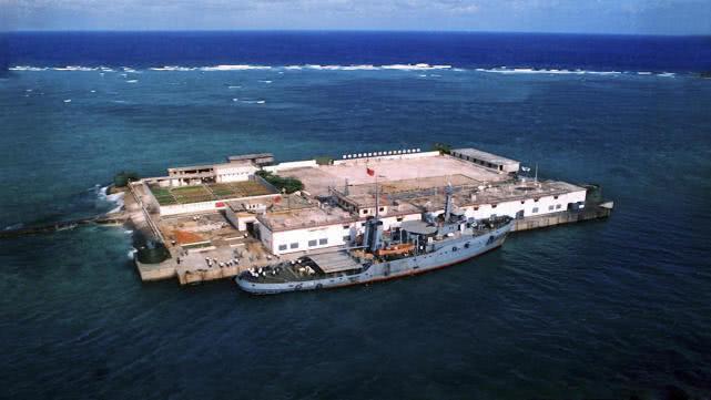 """永暑岛填海108平方公里成""""海上城市"""" 南海岛礁扩建规划,白王后结局"""