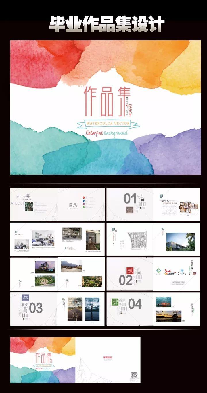 『 11套高端indesign 作品模板 』 高效玩转设计排版 【文末获取】图片