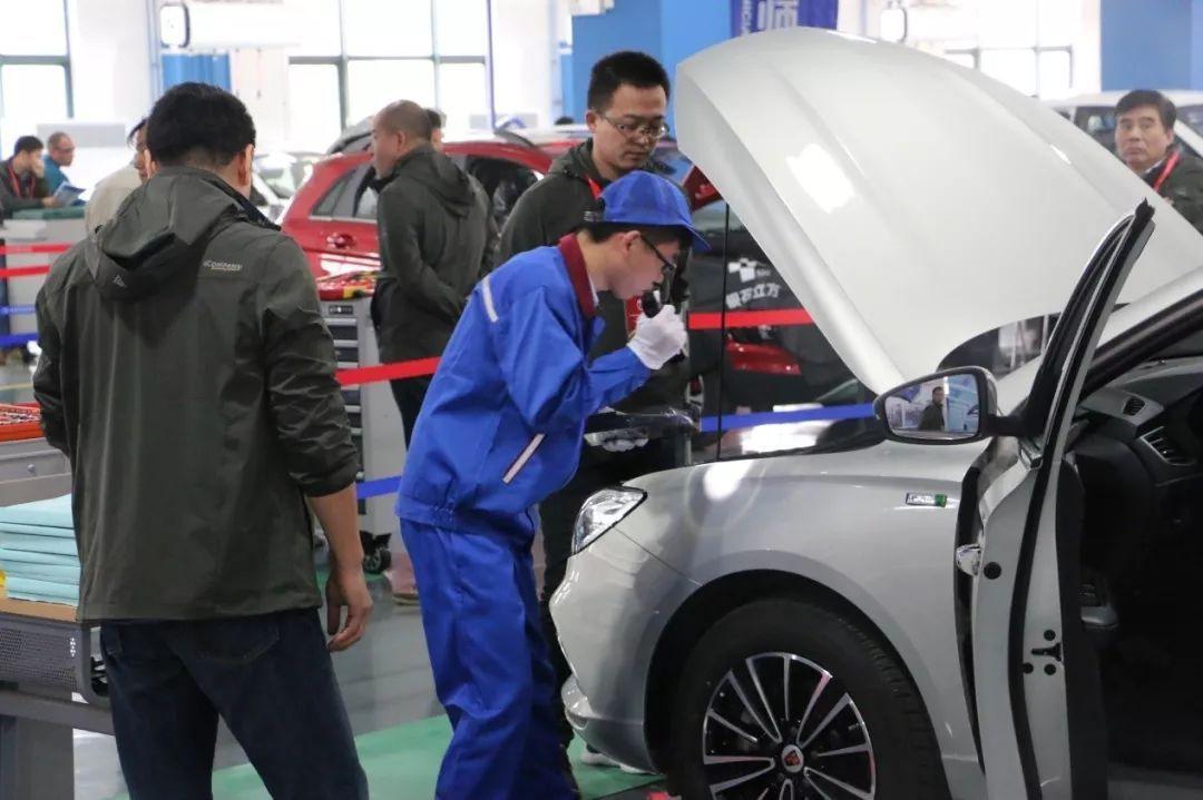 奇瑞夺得全国首个新能源汽车装调工技能大赛桂冠!