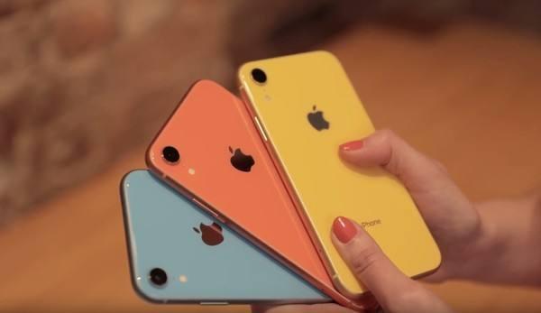 iPhone XR预订量惨淡 苹果发力国内市场受挫