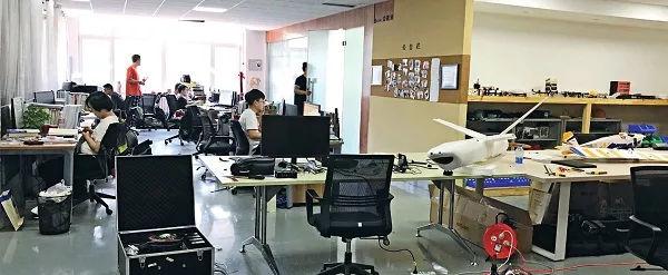 北京理工大学宇航学院无人机 飞鹰搏冠