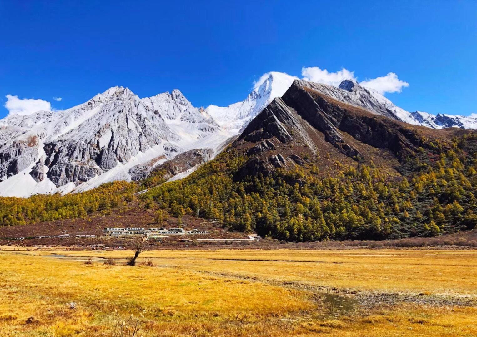 """稻城亚丁不负盛名""""中国香格里拉之魂""""! 川藏线旅游攻略 第2张"""