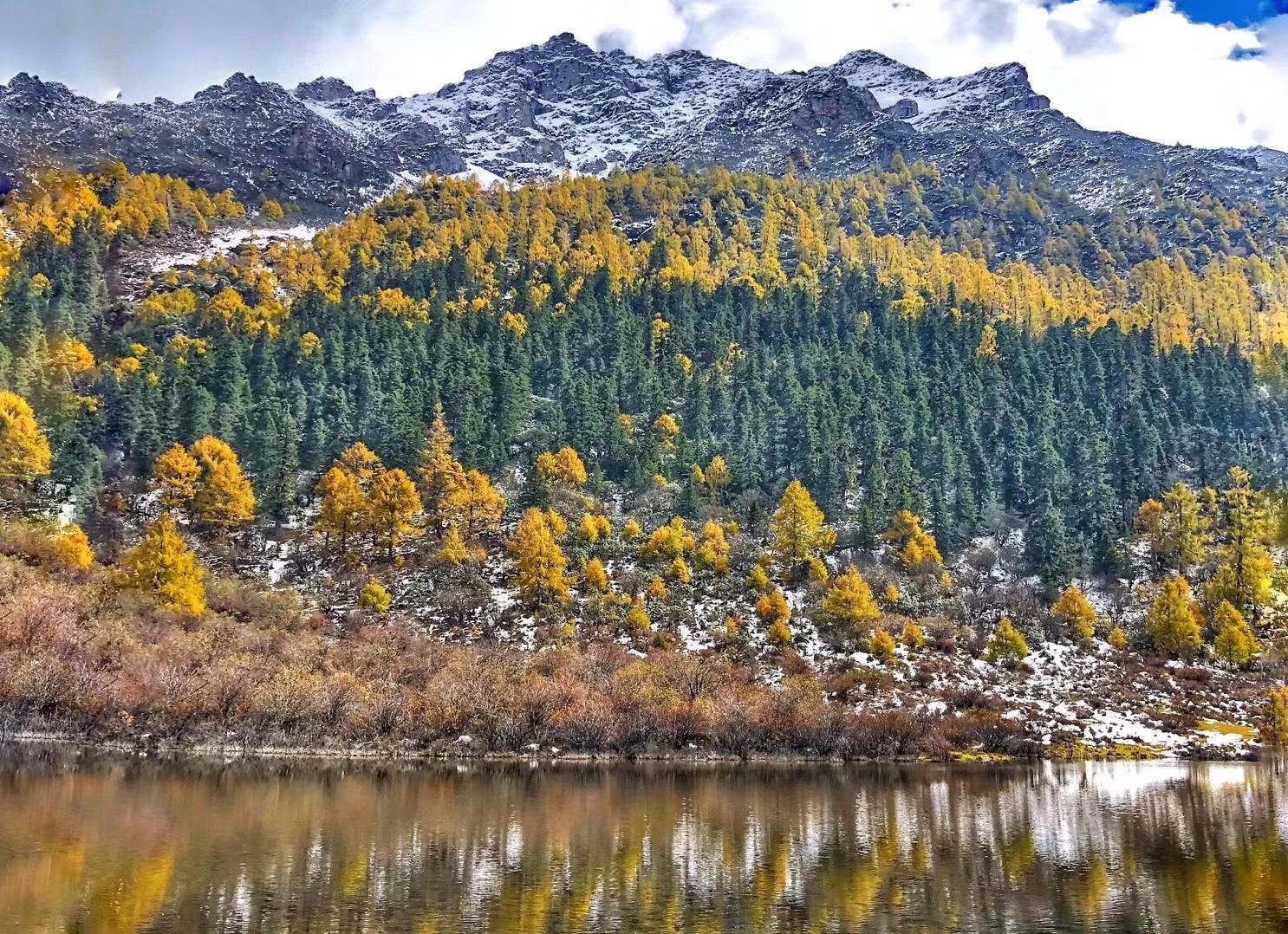 川藏线秋季错峰出行与美食美景有缘,包车拼车住宿也便宜! 川藏线旅游攻略 第5张