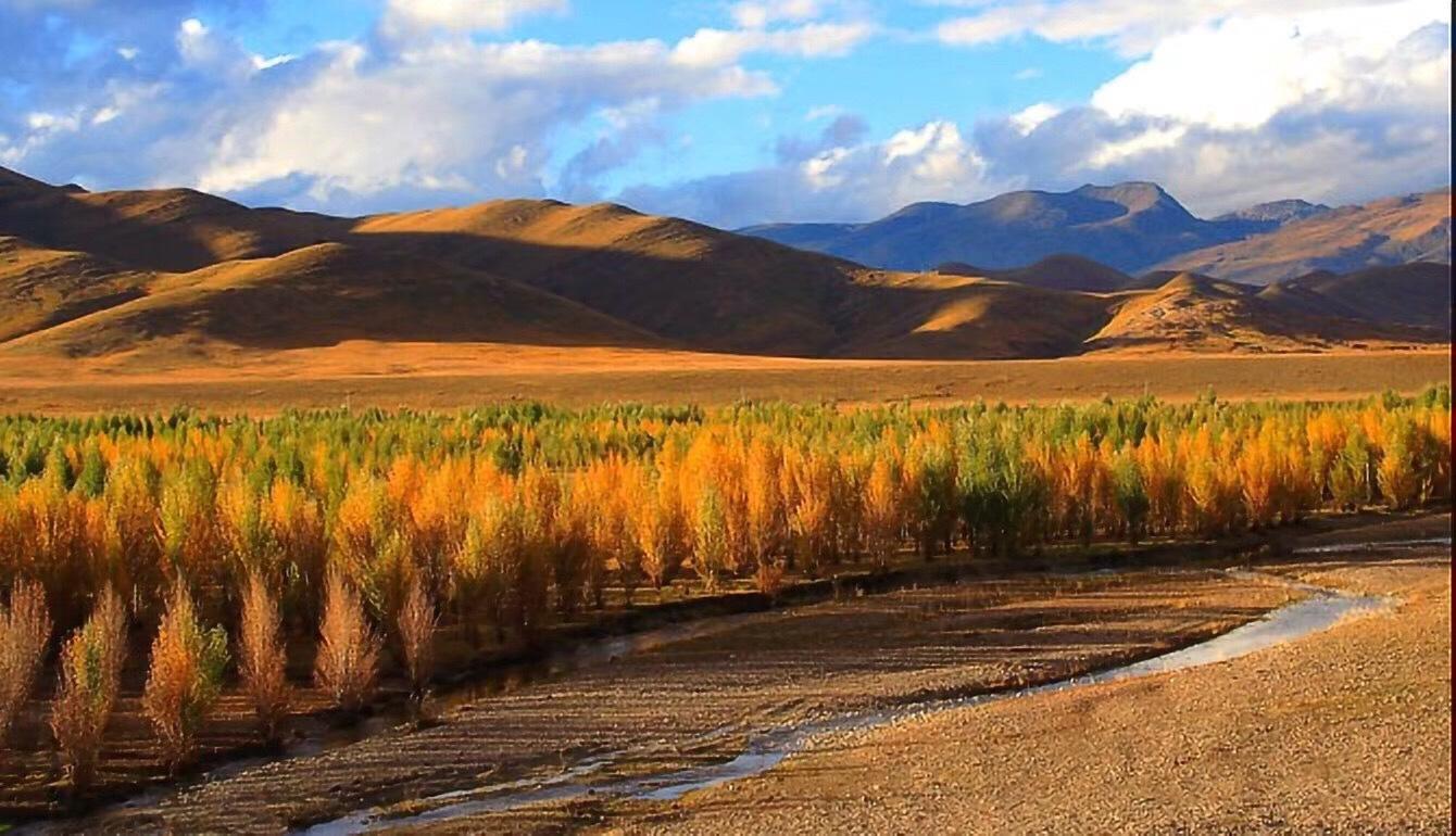 川藏线秋季错峰出行与美食美景有缘,包车拼车住宿也便宜! 川藏线旅游攻略 第6张