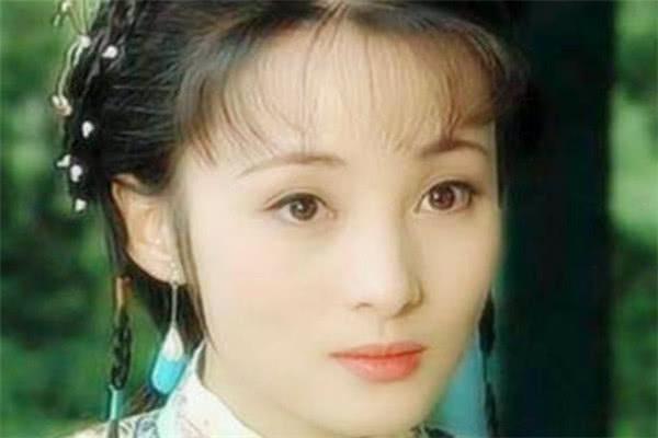 """盘点梳""""空气刘海""""的5位古装美女,殷桃垫底,第一位美哭"""