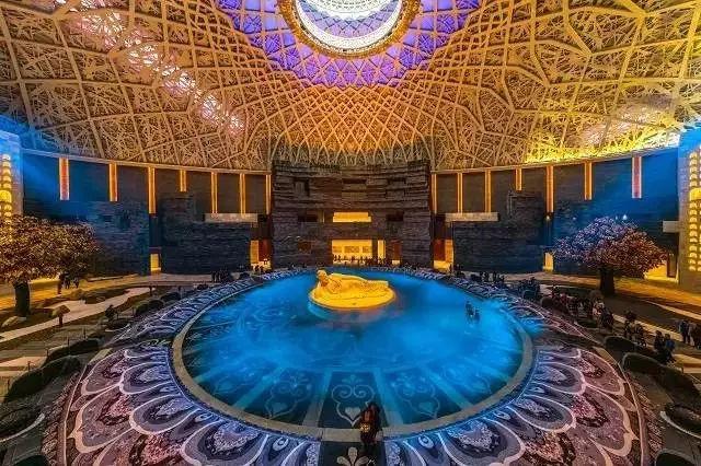 南京斥资40亿,打造近10万㎡的宫殿,只为存放佛教之物