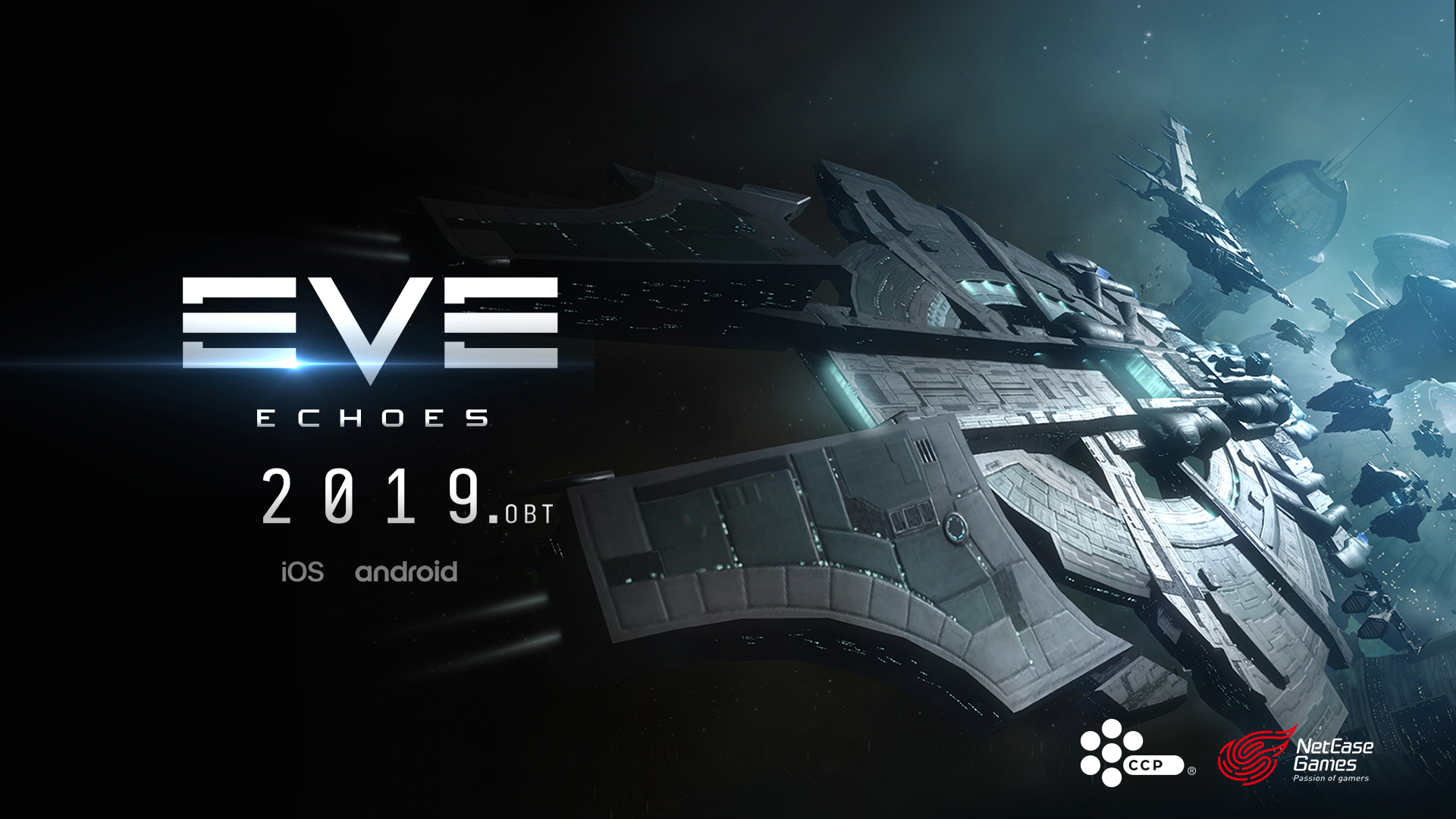 EVE IP手游英文名正式公布——这款2019年值得期待的游戏