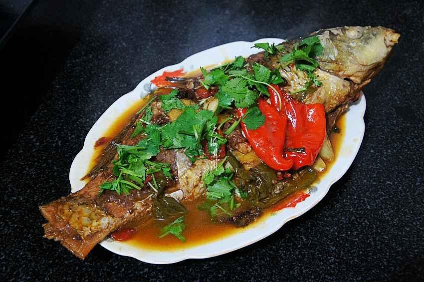 潮汕草鱼怎么做好吃潮汕草鱼的家常做法