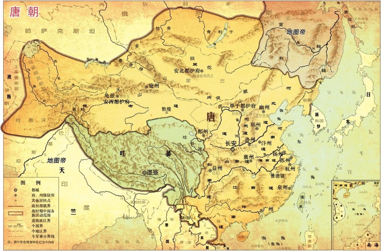 吴越国有多大?包括浙江及上海、苏州、福州