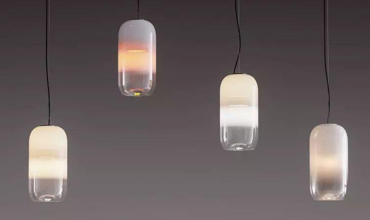 一款可以帮助植物生长的变色灯用作装饰吊灯也不错|这个设计了不起