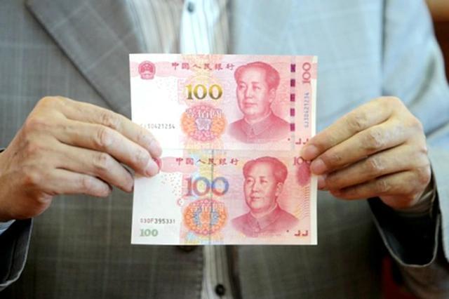 """提个醒!100元纸币出现这些""""字母""""一张等于900元"""