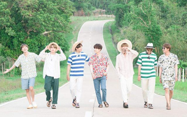 BTS出演首尔旅游宣传片 想着跟着BTS游首尔吗?