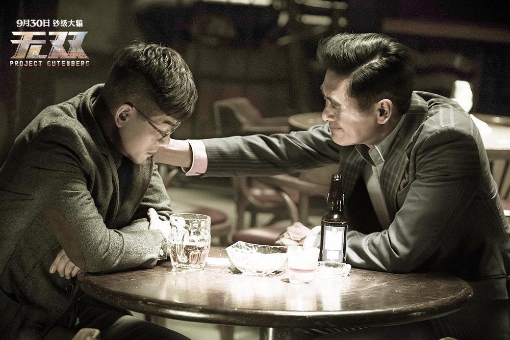 正在热映《宝贝儿》《我的间谍前男友》《找到你》《影》《无双》!!