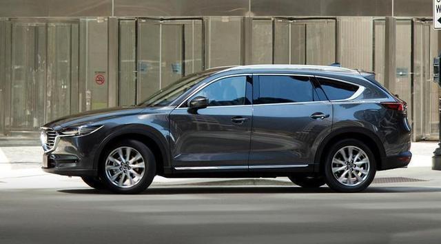 车长近5米国产马自达CX-8车身数据优异动力偏弱会卖多少钱?