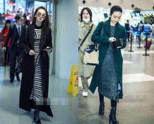 秋冬, 这3种下装和大衣很合得来, 尤其第1种, 温柔时髦上档次!