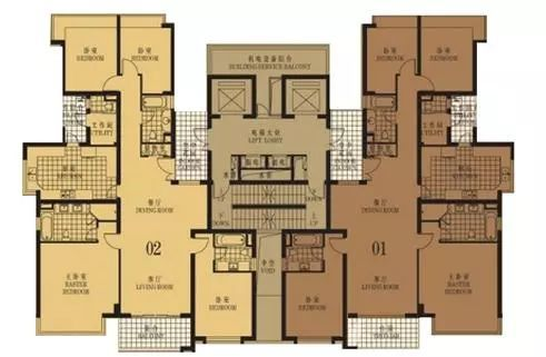 房间设计图楼梯图片