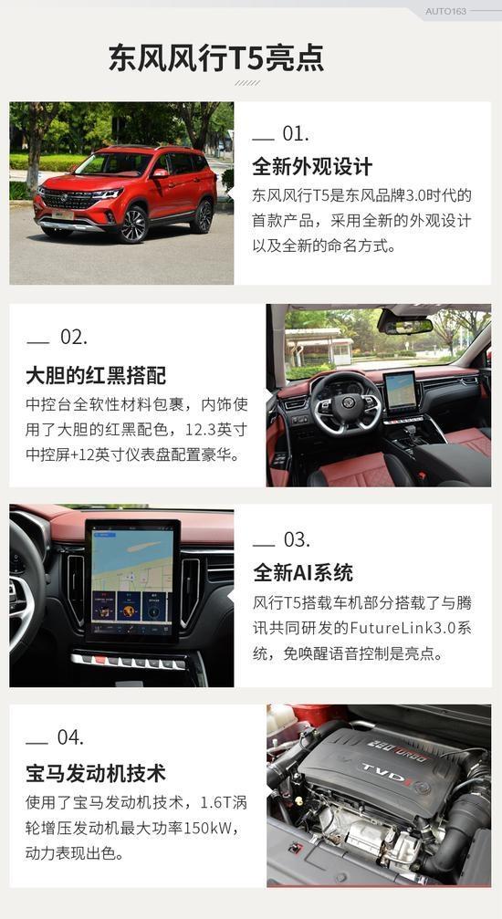 汽车试驾之——东风风行T5_广东快乐十分钟