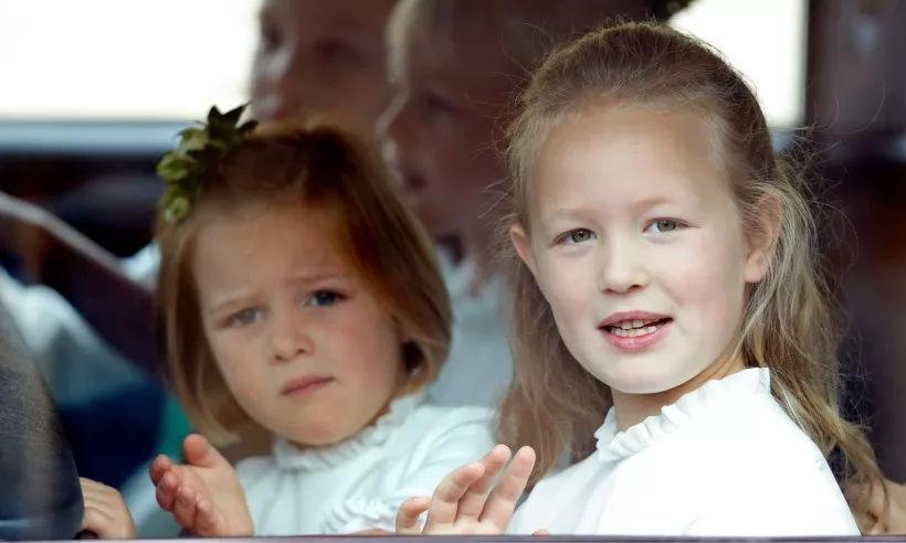 """英國王室""""新混世小魔女"""",這個4歲戲精蘿莉成功刷屏外網…"""