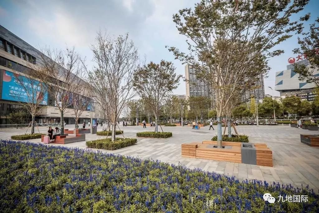 商业v商业|南通万象城新锐综合体绘制及景观设计matlab建筑宫格梯度不同图的图片
