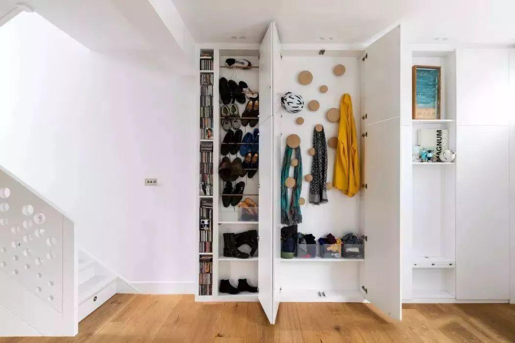 卧室的衣柜怎么装好看,这样设计就好了