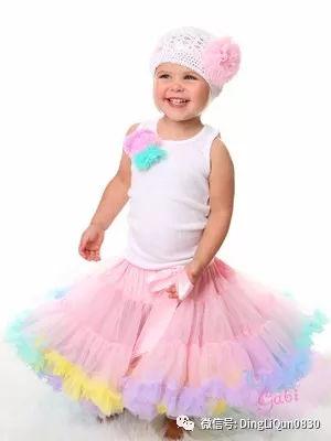 小公主的超蓬松美式裙子作品欣赏