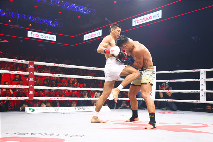 2018年10月22日昆仑决78 张扬vs曼尔干(Mergen Bilalov) [二番战视频] 75KG冠军总决赛