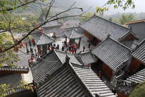 房县举行宝堂寺(读书人的圣殿)大兴500年盛典