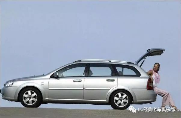 2006年2月出厂的别克凯越旅行版Wagon