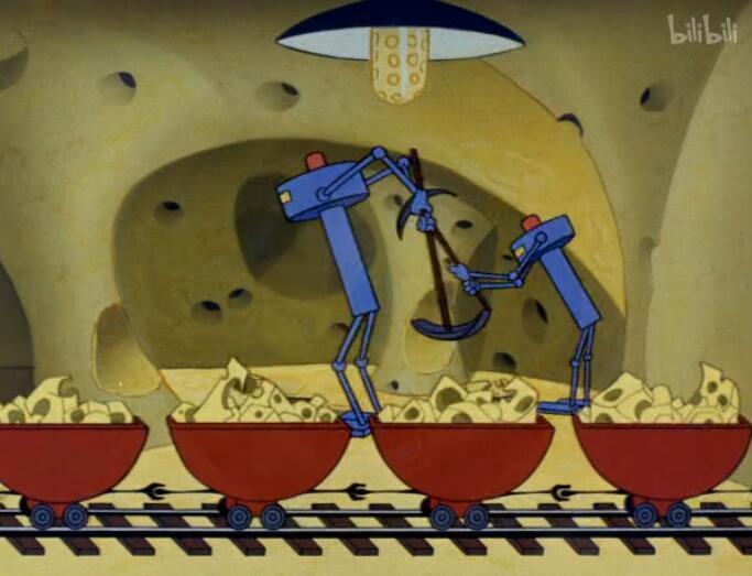 猫和老鼠:小时候看不懂,如今在看这集,人工智能的背后令人害怕