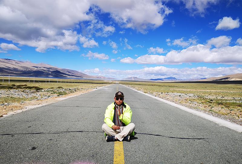 10月中以后走川藏线,可以承包一条公路