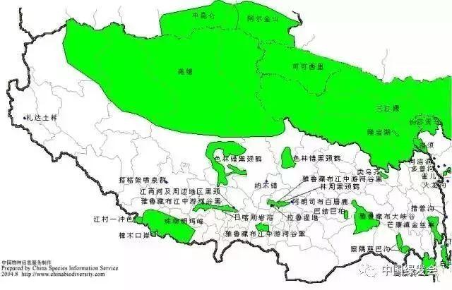 滇金丝猴 英文_474个国家级自然保护区及分布图,地理教师一定要收藏! 江门 ...