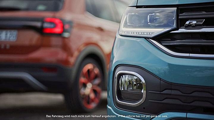 大众最小SUV T-Cross再登媒体版面,2019上市贩售