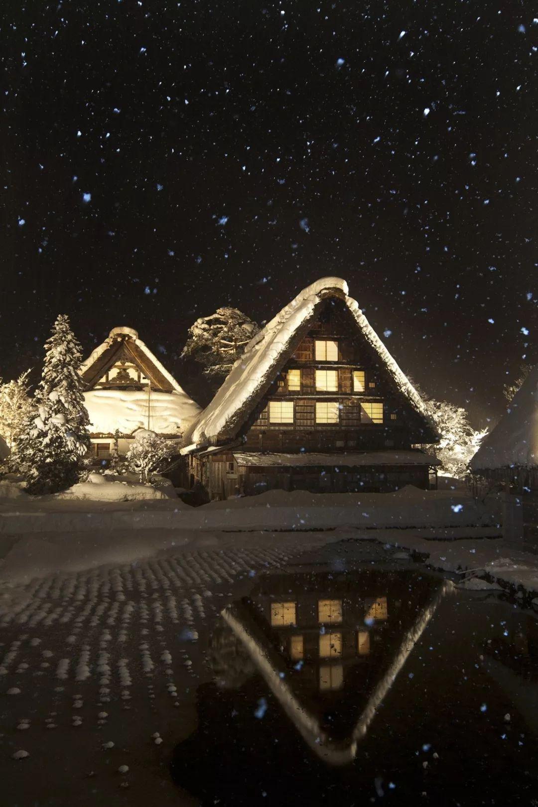 實地踩線!為什么這個日本雪鄉的點燈儀式,有著童話般的浪漫?