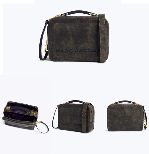 Marc Jacobs全新Box Bag上市