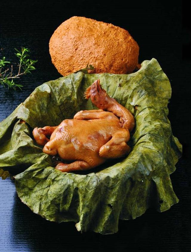 叫化鸡的制作和营养