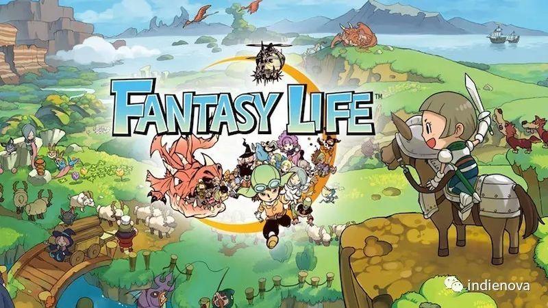 【游戲歷史上的今天】10月24日:《幻想生活》北美發售