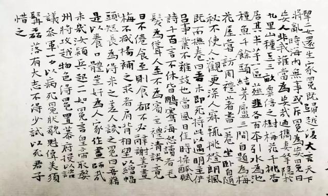 古代诗文名篇鉴赏及其书法作品欣赏宋濂《王冕传》