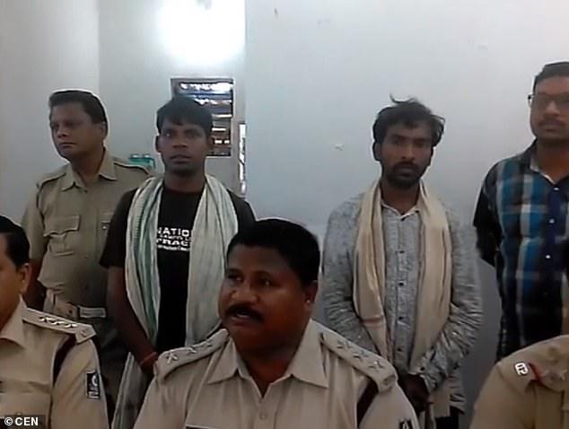 印度9岁男孩被亲戚斩首,作为向印度女神献祭的一部分