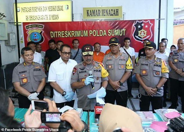 """印尼男子杀害一家三口,因为这家人经常嘲笑他为""""胖象"""""""
