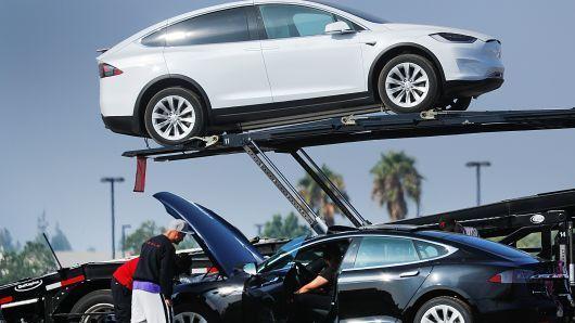 为加快生产 特斯拉将简化Model S和X车内设计_全天东京1.5分彩计