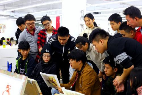 """杭州大象画室_——""""理想是你的我们只教你如何描绘生活"""""""