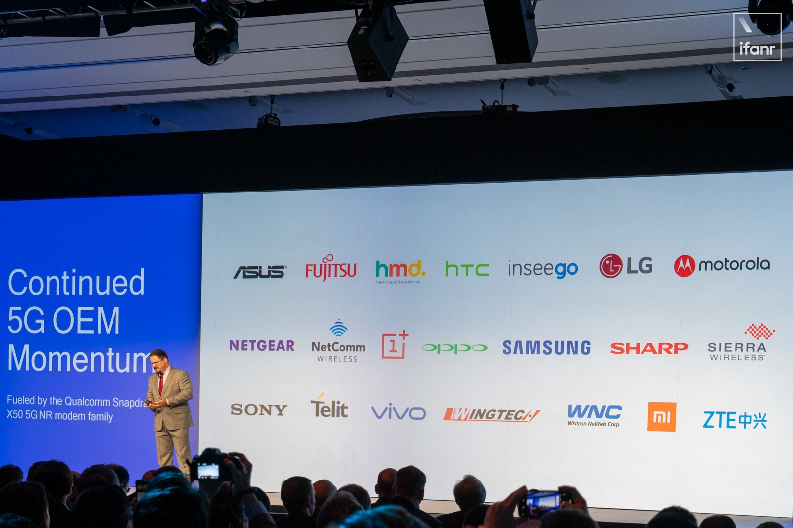 5G 时代的高通,想要覆盖 1000 亿美元的广阔市场  移动互联  第6张