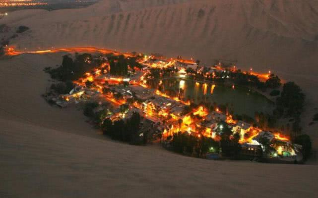 世界上最干燥的沙漠,竟然也会有人居住