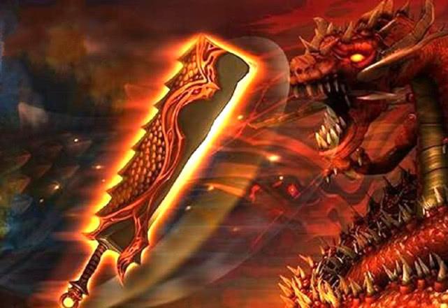 斗罗大陆 五大巅峰神器,斩龙刀只能垫底,第一不是海神三叉戟