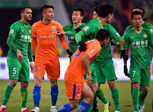中国足协大招频出:一切为了国安夺冠 鲁能提前锁定足协杯亚军