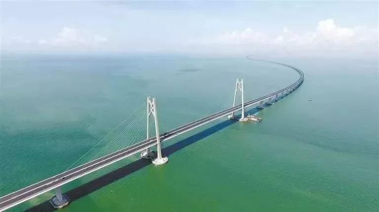 今日最燃 港珠澳大桥最全攻略 震撼航拍 720 全景VR来了