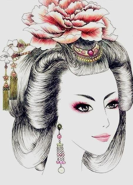 古代女子发型这么复杂,原来她们是用这些东西装饰并且