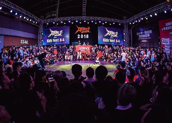 国际街舞大赛总决赛徐州落幕 巅峰对决推动街舞文化