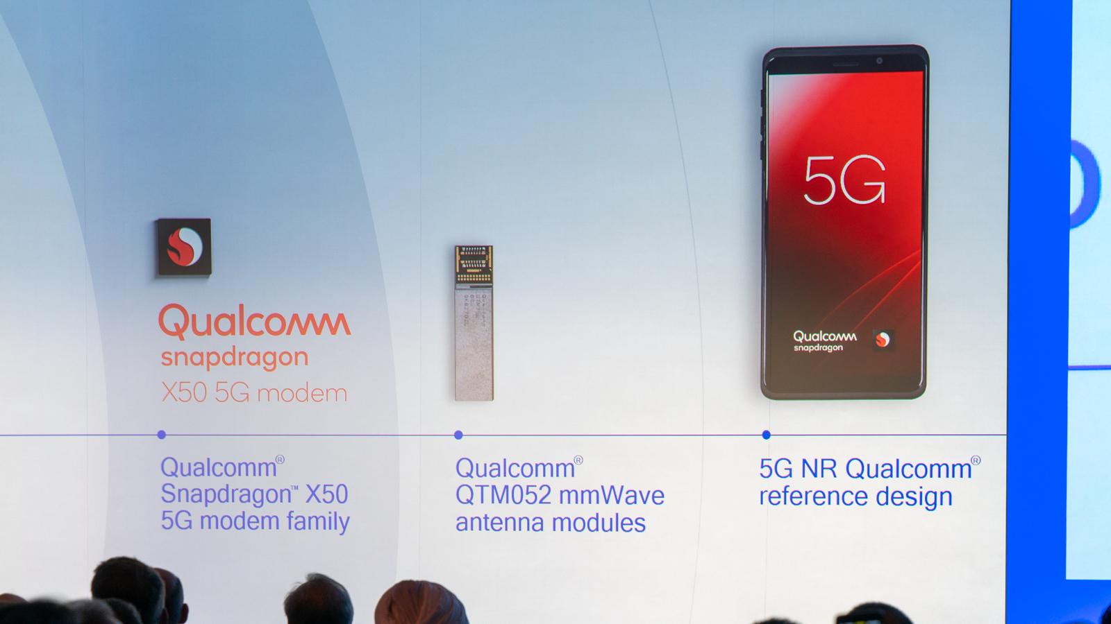 5G 时代的高通,想要覆盖 1000 亿美元的广阔市场