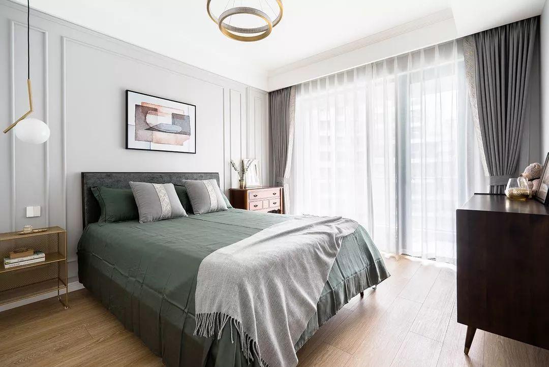 背景墙 房间 家居 设计 卧室 卧室装修 现代 装修 1080_722